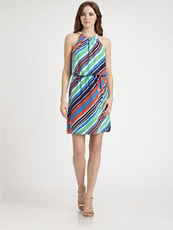 Lilly Pulitzer - Silk Kennett Dress