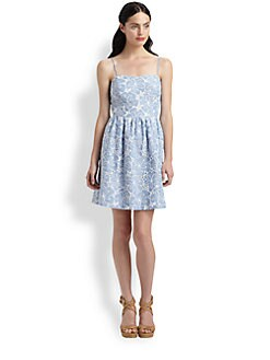Lilly Pulitzer - Bethany Embroidered Dress