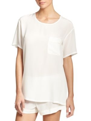 Easton Silk T-Shirt