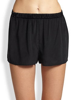Araks - Gigi Silk Pajama Shorts
