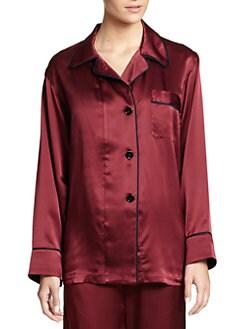 Araks - Kate Silk Pajama Top