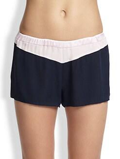 Araks - Jil Silk Shorts