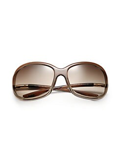 Tom Ford Eyewear - Clemence Round Metal Sunglasses