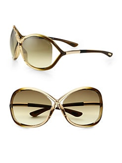 Tom Ford Eyewear - Whitney Acetate Sunglasses