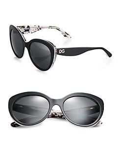 Dolce & Gabbana - Cat's-Eye Sunglasses