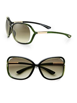 Tom Ford Eyewear - Raquel Sunglasses