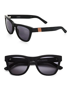 Westward Leaning - Children of California Acetate Square Sunglasses