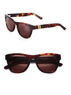 Westward Leaning - Louisiana Purchase Acetate Square Sunglasses