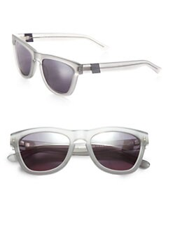 Westward Leaning - Wintermute Acetate Square Sunglasses
