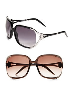 Roberto Cavalli - Rectangular Sunglasses
