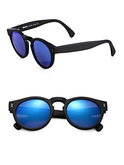 Illesteva - Leonard Round Sunglasses
