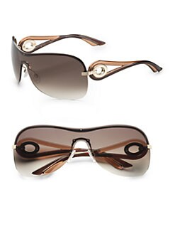 Dior - Shield Sunglasses