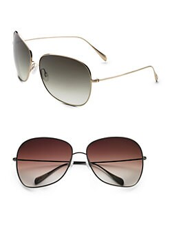 Oliver Peoples - Elsie Round Sunglasses
