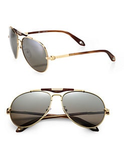 Givenchy - Aviator Sunglasses