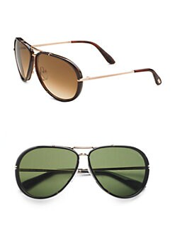 Tom Ford Eyewear - Cyrille Aviator Sunglasses