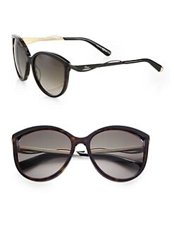Dior - Oversized Cat's-Eye Sunglasses