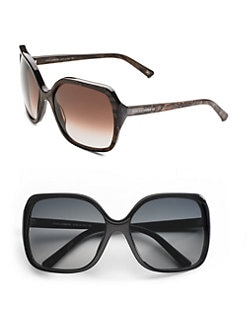 Dolce & Gabbana - Large Square Sunglasses