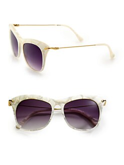 Elizabeth and James - Fairfax Cat's-Eye Sunglasses