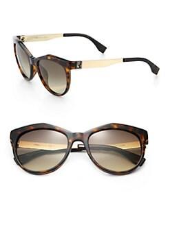Fendi - Round-Frame Sunglasses