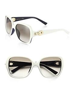 Dior - Oversized Square Sunglasses