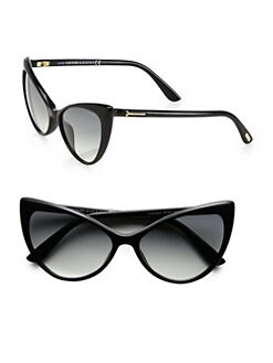 Tom Ford Eyewear - Anastacia Cat's-Eye Sunglasses