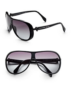 Alexander McQueen - Shield Sunglasses