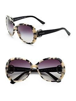BVLGARI - Soft Square Sunglasses