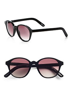 Elizabeth and James - Madison Cat's-Eye Round Sunglasses