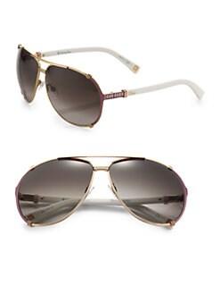 Dior - Chicago Aviator Sunglasses