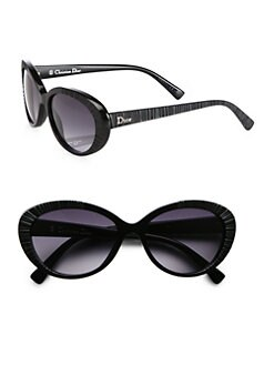 Dior - Taffeta 3 Cat's-Eye Sunglasses