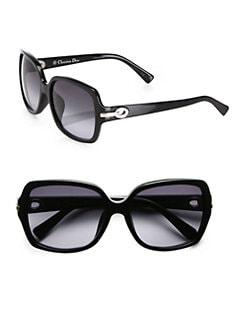 Dior - Miss Dior Oversized Square Sunglasses
