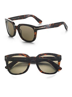 Tom Ford Eyewear - Campbell Square Sunglasses