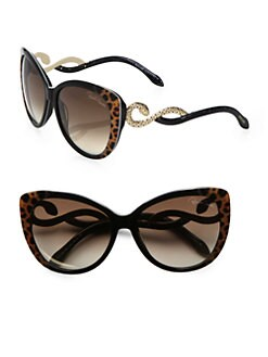 Roberto Cavalli - Kurumba Glam Cat's-Eye Sunglasses