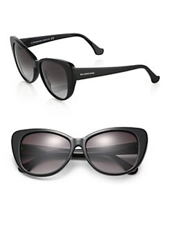 Balenciaga - 57mm Cat's-Eye Sunglasses