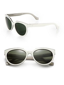 Balenciaga - Metal-Trimmed 55mm Cat's-Eye Sunglasses