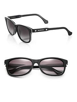 Balenciaga - Oversized Square Sunglasses