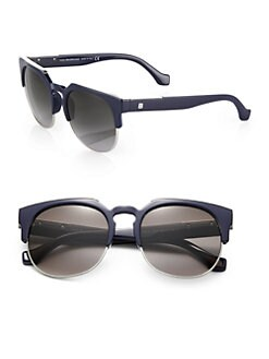 Balenciaga - Retro Round Sunglasses