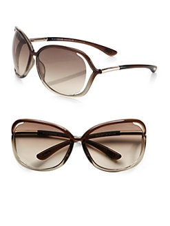 Tom Ford Eyewear - Raquel Round Sunglasses