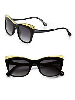 Elizabeth and James - Valenti Limited-Edition Cat's-Eye Sunglasses