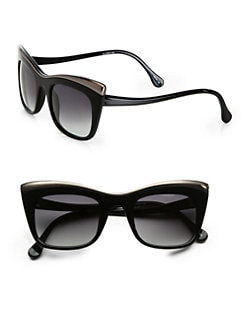 Elizabeth and James - Valenti Cat's-Eye Sunglasses