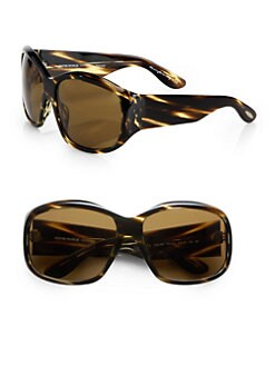 Oliver Peoples - Rovella Oversized Acetate Sunglasses