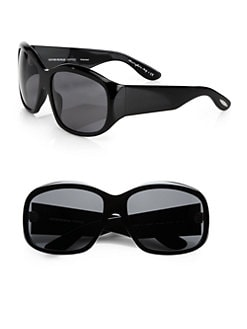 Oliver Peoples - Rovella Oversized Round Acetate Sunglasses