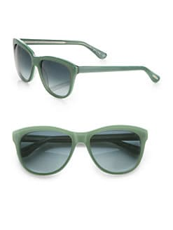 Oliver Peoples - Reigh Acetate Round Sunglasses