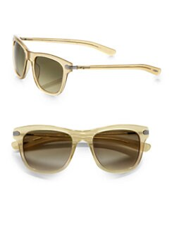 Oliver Peoples - XXV Special Edition Round Sunglasses