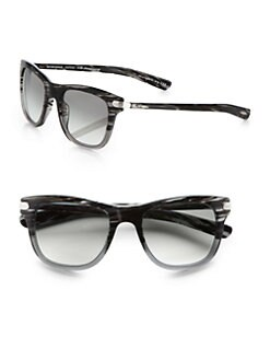 Oliver Peoples - XXV Special Edition Round Sunglasses/Grey