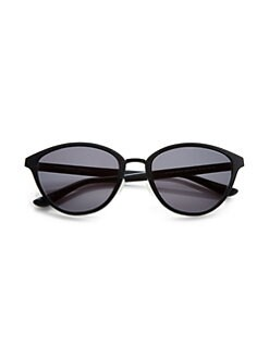 Oliver Peoples - Annaliesse Cat's-Eye Sunglasses/Black
