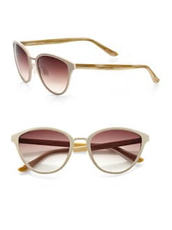 Oliver Peoples - Annaliesse Cat's-Eye Sunglasses