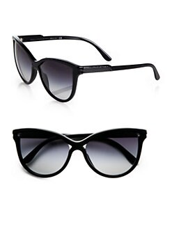 Stella McCartney - Butterfly Cat's-Eye Acetate Sunglasses