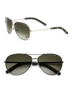 Marc by Marc Jacobs - Aviator Sunglasses