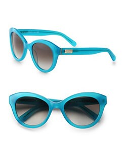 Kate Spade New York - Cordelia Cat's-Eye Acetate Sunglasses